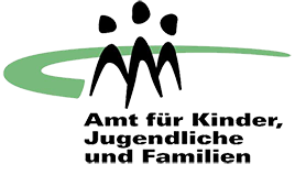Logo Amt für Kinder, Jugendliche und Familien in Rosenheim