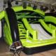 interaktive Hüpfburg Playcenter für zwei und mehr Teams zum Ausleihen in Rosenheim